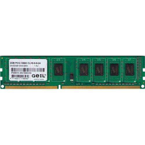2Gb DDR3 1600Mhz GEIL PC3-12800 GN32GB1600C11S OEM