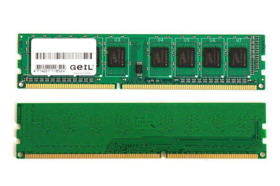 4GB DDR3 1600MHz GEIL PC3-12800 GN34GB1600C11S OEM