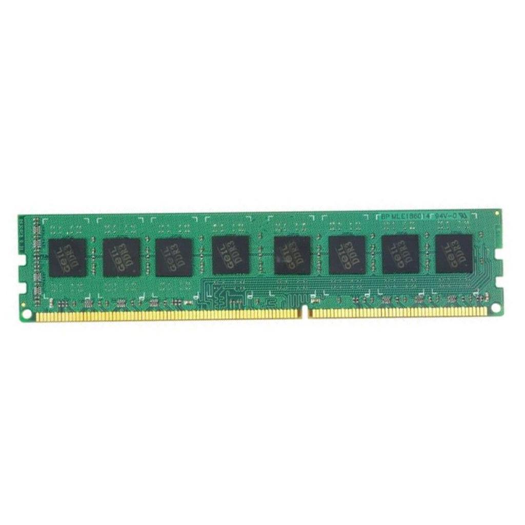 Оперативная память  4GB GEIL GN44GB2133C15S DDR4 PC4-17000 2133Mhz