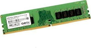 Оперативная память   4GB GEIL GN44GB2400C17S DDR4 PC4-19200 2400Mhz