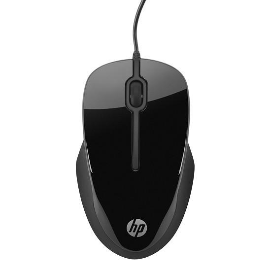Оптическая светодиодная проводная мышь HP X1500 USB H4K66AA