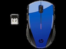 Беспроводная мышь HP N4G63AA X3000 CBlue Wireless Mouse