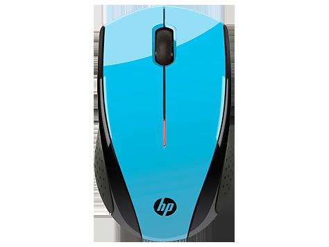 Беспроводная мышь HP K5D27AA X3000 Blue Wireless Mouse