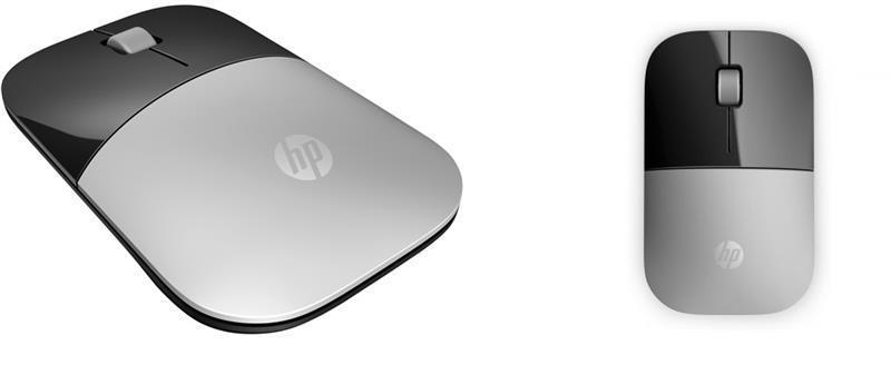 Беспроводная мышь HP X7Q44AA, Silver