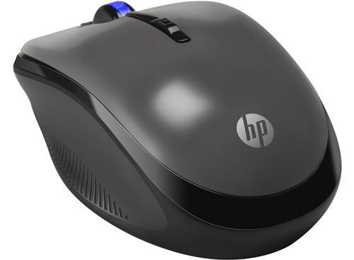 Беспроводная мышь H4N93AA HP X3300 Grey/Silver