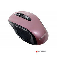 Беспроводная лазерная мышка Gigabyte GM-M7700 4719331539306 Red