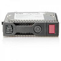 "Жесткий диск HP 658071-B21 500GB 7.2K 6G SATA 3.5"" LFF Hot Plug SmartDrive Carriers Hard Drive"