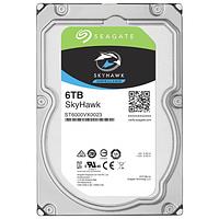 "Жесткий диск для видеонаблюдения 6Tb Seagate SkyHawk SATA3 3.5"" 64Mb ST6000VX0023."