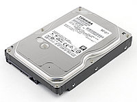 Жесткий диск HDD 500Gb TOSHIBA SATA 6Gb/s 7200rpm 32Mb