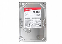 "Жесткий диск HDD  500Gb TOSHIBA Р300 SATA 6Gb/s 7200rpm 64Mb 3.5"" HDWD105EZSTA Retail"