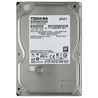 "Жесткий диск HDD 1Tb TOSHIBA SATA 6Gb/s 7200rpm 32Mb 3.5"" DT01ACA100"