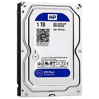 Жесткий диск HDD 1Tb Western Digital Blue SATA 6Gb/s 64Mb 5400rpm WD10EZRZ. Серия дисков с пониженным энергопотреблением - замена серии GREEN!