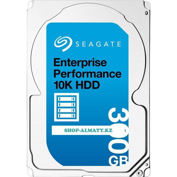 "Жесткий диск Seagate Enterprise Performance 10K  300Gb 2.5"" 10000rpm 128Mb SAS 12Gb/s ST300MM0048. Толщина 15 мм. Надежный и быстрый!"