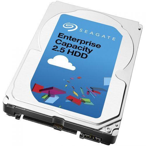 Жесткий диск Seagate 1Tb Enterprise Capacity 2.5 7200rpm 128Mb SAS12Gb/s MTBF 1,4 млн.часов ST1000NX0333