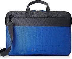 """Сумка HP Y4T19AA, 15.6"""", Duotone BriefCase, синяя"""