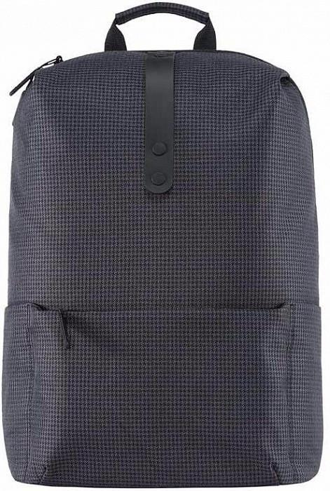 Многофункциональный рюкзак, Xiaomi,College Leisure Shoulder Bag ZJB4054CN, Органайзер, 2 внутренних отделения, Высококачественный нейлон, Черный