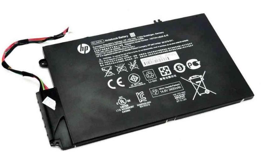 Аккумулятор для ноутбука HP ENVY 4-1000, EL04XL (14.8V 3400 mAh) Original