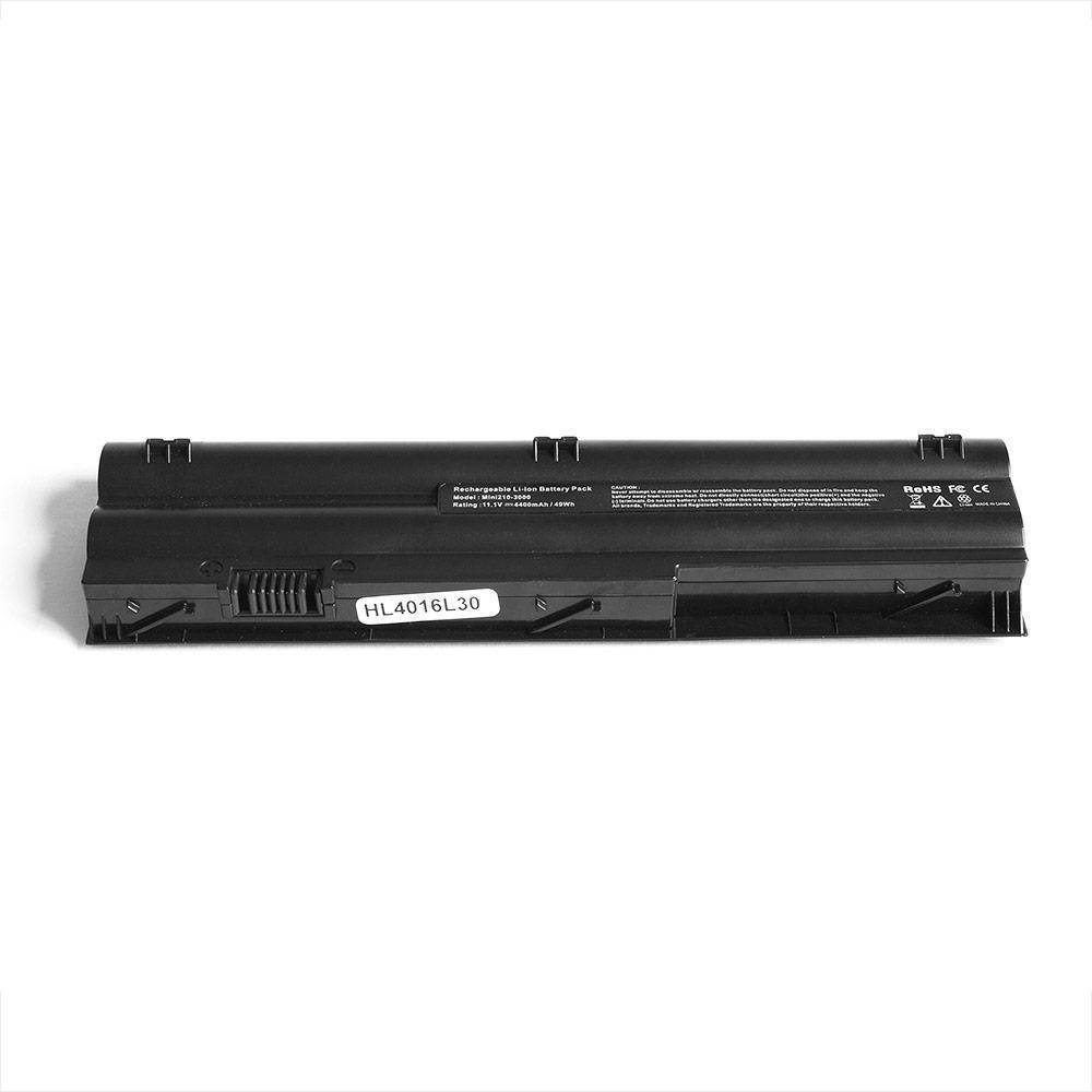 Аккумулятор для ноутбука HP mini 210-3000, MT06 (10.8V, 5200 mAh)