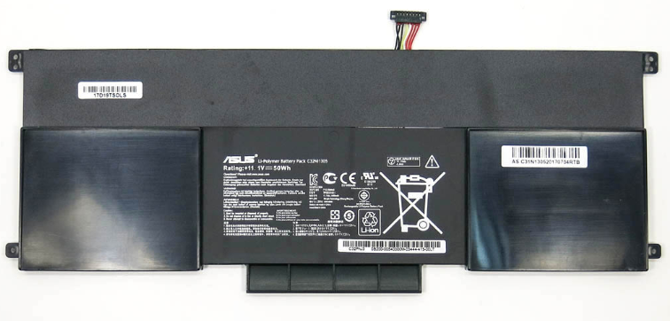 Аккумулятор для ноутбука Asus Zenbook UX301LA, C32N1305 (11.1V, 4400 mAh) Original