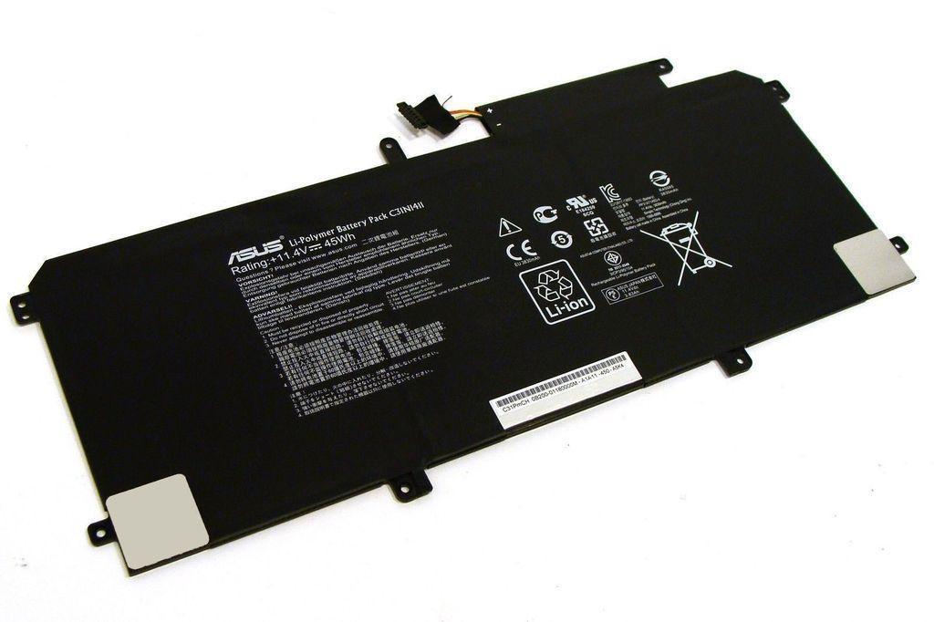 Аккумулятор для ноутбука Asus Zenbook UX305, C31N1411 (11.4V 3830 mAh) Original