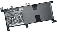 Аккумулятор для ноутбука Asus X556, C21N1509 (7.6V, 4900 mAh) Original