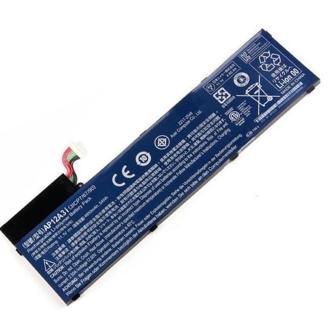 Аккумулятор для ноутбука Acer Aspire M5-581, AP12A3i (11.1V, 4850 mAh)