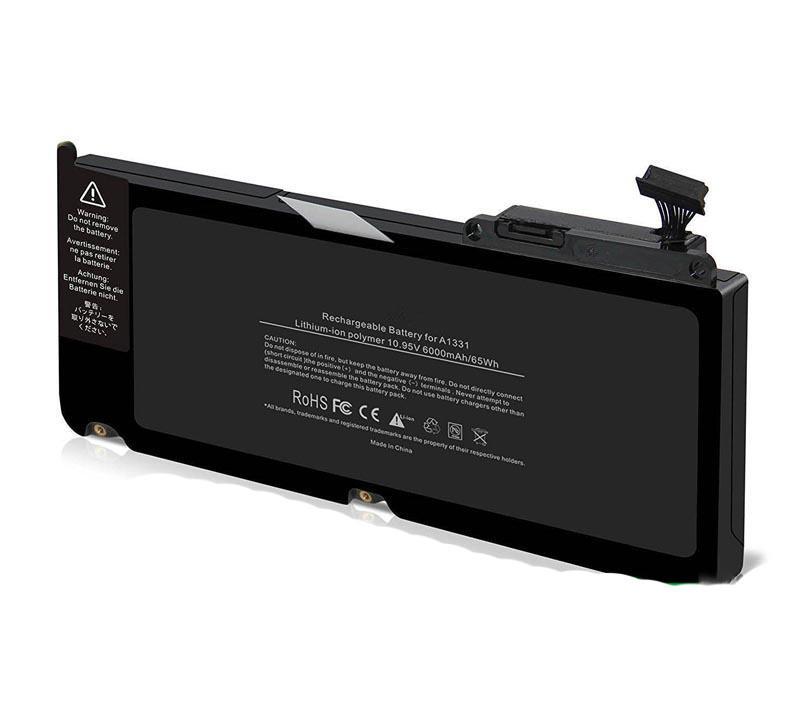 Аккумулятор для ноутбука Apple Macbook A1342, A1331 (10.95V, 5400 mAh)