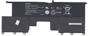 Аккумулятор для ноутбука Sony VAIO PRO 13, VGP-BPSE38 (7.5V, 4740 mAh) Original