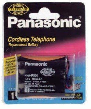 Аккумулятор PANASONIC KX-A36 \HHR-P501E   P-P501