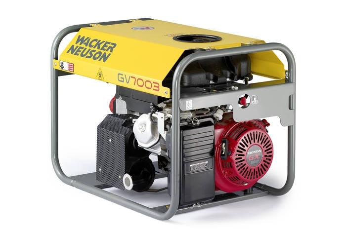 Генератор синхронного типа Wacker Neuson GV 7003A