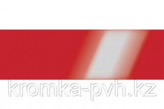 Красный глянец ПВХ кромка