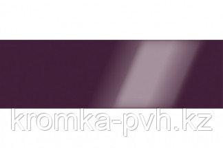 Фиолетовый ПВХ кромка