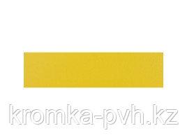 Желтый ПВХ кромка
