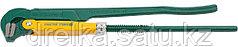 """Ключ KRAFTOOL трубный, тип """"PANZER-L"""", прямые губки, Cr-V сталь, цельнокованный, 1 1/2""""/440мм"""