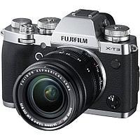 Цифровой фотоаппарат Fujifilm X-T3 kit (18-55mm f/2.8-4 R LM OIS) Silver - ГАРАНТИЯ 2 ГОДА