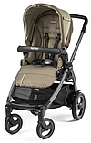 Коляска 3в1 Peg-Perego Book 51 Titania Pop Up Modular Class Beige, фото 3
