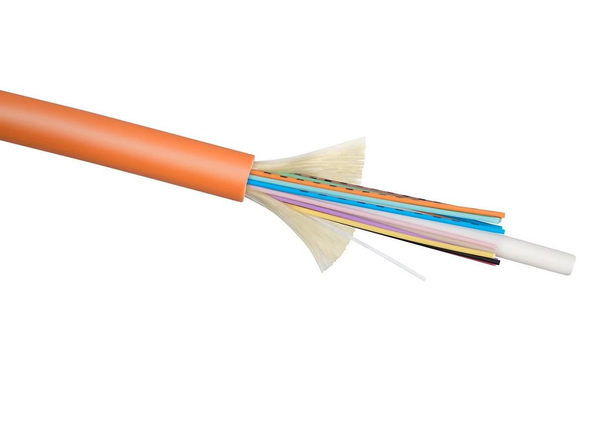 Кабель оптический Belden многомод 8 волокон * 50/125