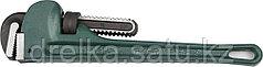 """Ключ KRAFTOOL трубный, разводной, быстрозажимной, тип """"RIGIT"""", Cr-Mo губки, высокотехнологичный Al корпус"""