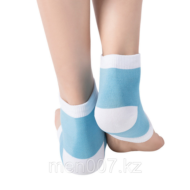 Носки с гелевой пяткой