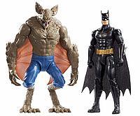 Набор фигурок Бэтмен и Менбэт 30 см, фото 1