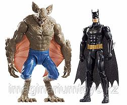 Набор фигурок Бэтмен и Менбэт 30 см
