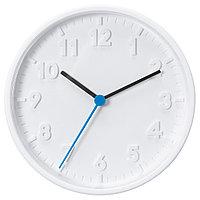 Настенные часы СТОММА белый ИКЕА, IKEA
