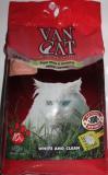 Van Cat Natural, 10 кг, без аромата комкующийся наполнитель