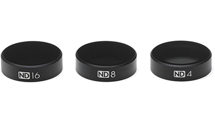 Набор фильтров для Mavic Air ND Filters Set, фото 2
