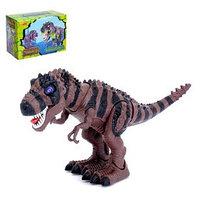Животное 'Динозавр', световые эффекты, МИКС