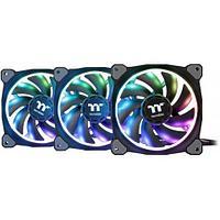 Кулер для кейса Thermaltake Riing Trio 12 RGB TT Premium Edition (3-Fan Pack)