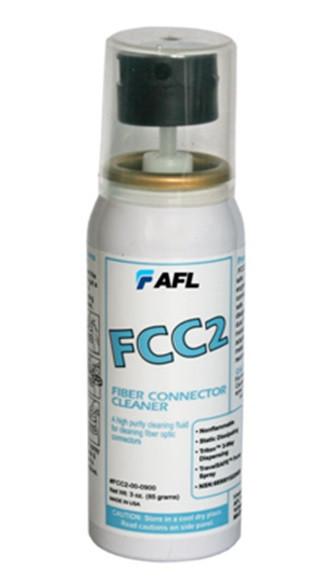 Жидкость-флюид для чистки оптических феррул