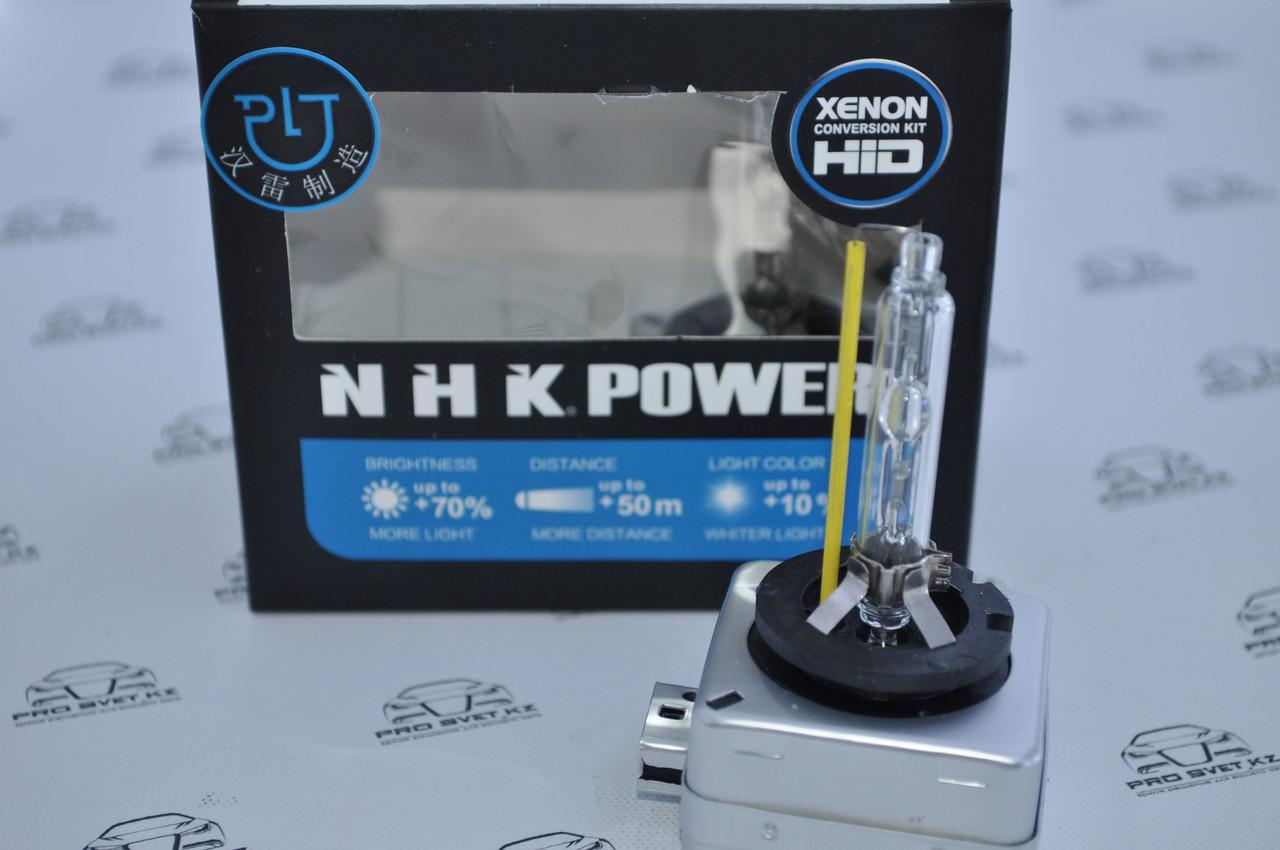 Ксеноновые лампы NHK D3S blue version 5500K