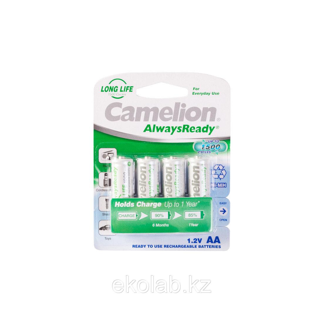 Аккумулятор, CAMELION, NH-AA1000ARBP4
