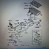 Болт крепления глушителя LANCER 10 CY2A, OUTLANDER XL CW5W , фото 4